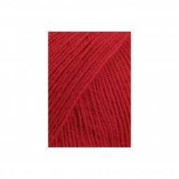 BABY WOOL - ROT (0060)