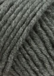 CASHMERE BIG - GRAU MELANGE (0005)