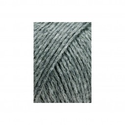 CASHMERE COTTON - GRAU (0005)