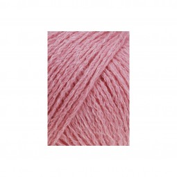 CASHMERE COTTON - LACHS (0028)
