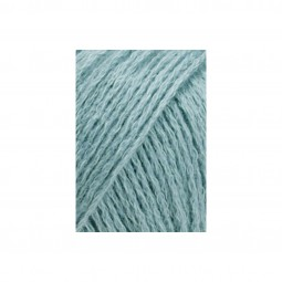 CASHMERE COTTON - MINT DUNKEL (0072)