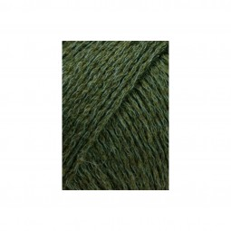 CASHMERE COTTON - OLIVE (0098)