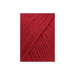 CASHMERE COTTON - ROT (0060)