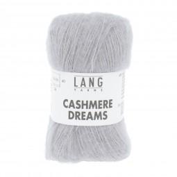 CASHMERE DREAMS - HELLGRAU MÉLANGE (0023)