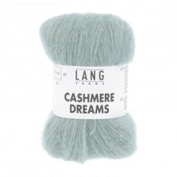 CASHMERE DREAMS - PASTELLGRÜN (0091)