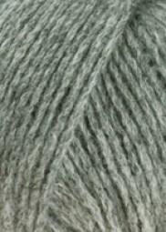 CASHMERE PREMIUM - HELLGRAU MELANGE (0105)