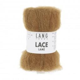 LACE LAMÉ - NOUGAT DUNKEL (0015)
