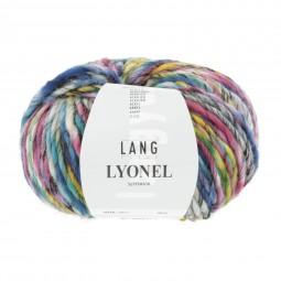 LYONEL - BLAU/ GOLD (0051)