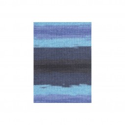 MERINO+ COLOR - BLAU (0032)