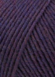 MERINO 120 - AUBERGINE CHANTE CLAIRE (0380)