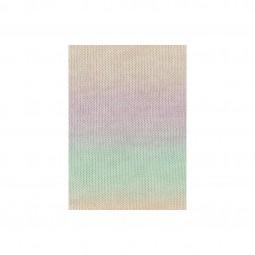 MERINO 200 BÉBÉ COLOR - BUNT/ GRÜN/ LACHS/ LILA (0355)