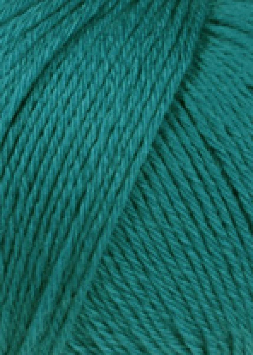 MERINO 200 BÉBÉ von LANG YARNS 203 m Wolle PETROL - 50 g // ca 0388