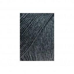 MERINO 400 LACE - ANTHRAZIT MÉLANGE (0070)