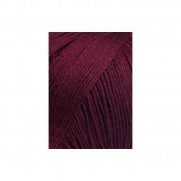MERINO 400 LACE - BORDEAUX MÉLANGE (0064)