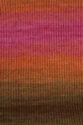 MERINO 400 LACE COLOR - ORANGE (0059)