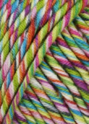 MERINO 50 COLOR - BUNT (0050)