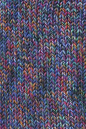 MERINO 70 COLOR - BLAU/ BUNT (0034)