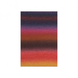 MILLE COLORI BABY - BUNT/ ROT/ GELB/ LILA (0201)