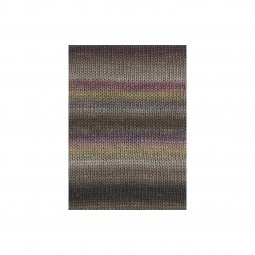 MILLE COLORI BABY LUXE - DUNKELBRAUN/ SAND/ GOLD (0067)