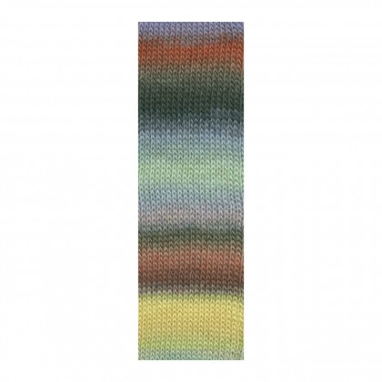 MILLE COLORI SOCKS & LACE - BUNT PASTELL (0051)