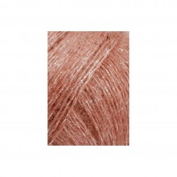 MOHAIR FANCY - LACHS (0028)