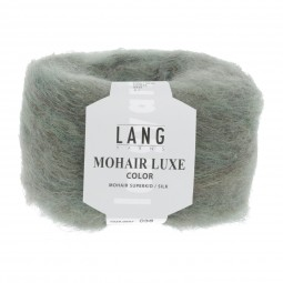 MOHAIR LUXE COLOR - OLIVE HELL (0097)