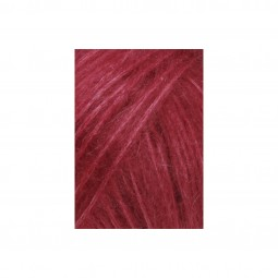 MOHAIR TREND - ROT (0060)