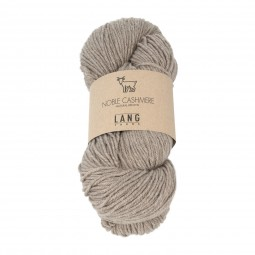 NOBLE CASHMERE - NATURAL BROWN (0001)