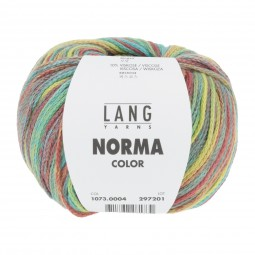 NORMA COLOR - ROT/ GELB/ TÜRKIS (0004)