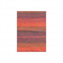 QUATTRO COLOR - LACHS/ ROSA/ GRÜN (0053)