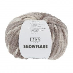 SNOWFLAKE - BEIGE (0026)