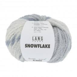 SNOWFLAKE - BLAU (0006)