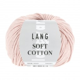 SOFT COTTON - ROSA (0009)