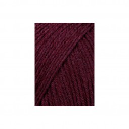 SUPER SOXX 6-FACH/6-PLY - BORDEAUX (0064)