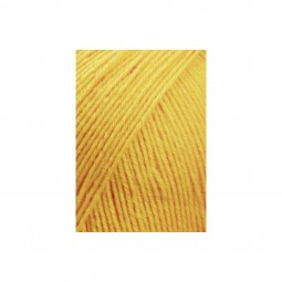 SUPER SOXX 6-FACH/6-PLY - GOLDGELB (0049)