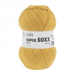 SUPER SOXX 6-FACH/6-PLY - MARIGOLD (0150)