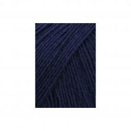 SUPER SOXX 6-FACH/6-PLY - NACHTBLAU (0125)