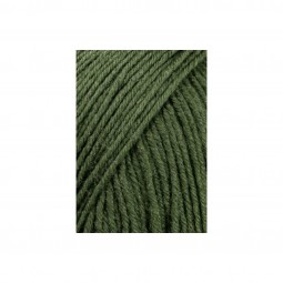 SUPER SOXX 6-FACH/6-PLY - OLIVE (0098)