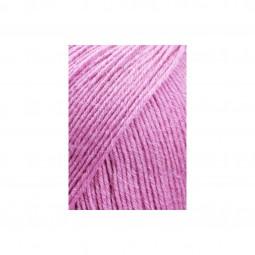 SUPER SOXX 6-FACH/6-PLY - ROSA DUNKEL (0119)