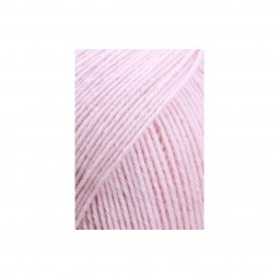 SUPER SOXX 6-FACH/6-PLY - ROSA HELL (0009)