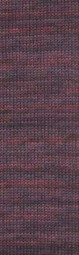 SUPER SOXX CASHMERE COLOR - BORDEAUX (0016)