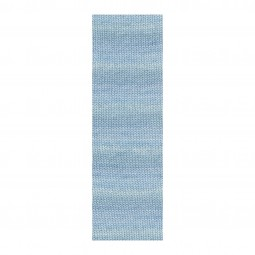 SUPER SOXX CASHMERE COLOR - HELLBLAU (0019)