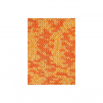 TISSA COLOR - ORANGE/ GELB (0275)