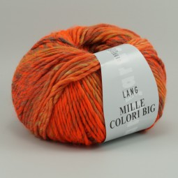 MILLE COLORI BIG - ORANGE (0059)