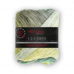 1-2-3 IDEEN - GRÜN/ GELB (08)