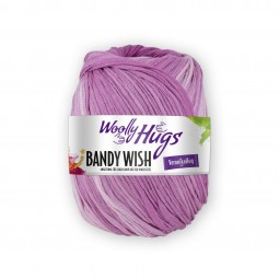 BANDY WISH Woolly Hug´s - Farbe 82