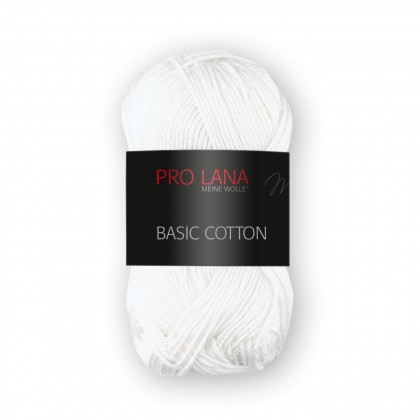 BASIC COTTON - Farbe 01