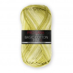 BASIC COTTON FINE COLOR - ANIS COLOR (284)
