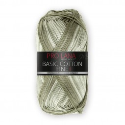 BASIC COTTON FINE COLOR - SCHLAMM COLOR (285)
