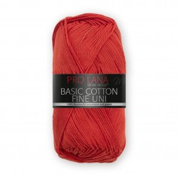 BASIC COTTON FINE UNI - FEUER (30)